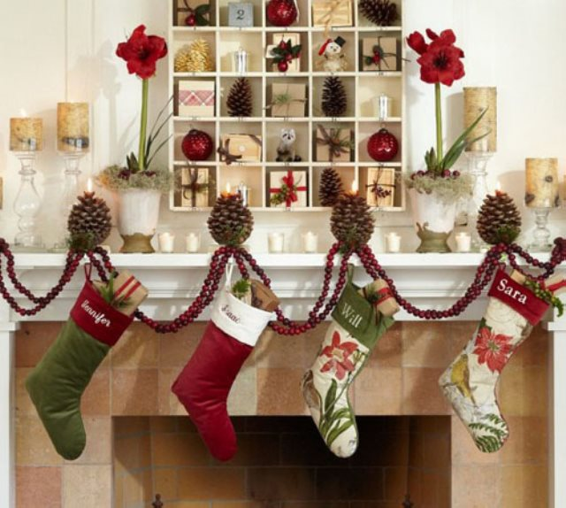 5 ideas para decorar tu casa en navidad for Ver como decorar una casa