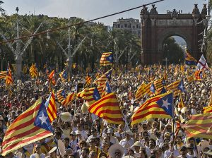 Los catalanes y la independencia