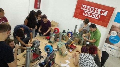 laboratorio Maker en Murcia